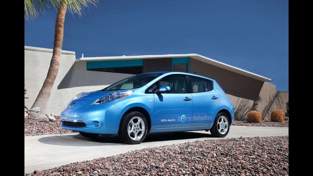 Nissan Leaf - elmob.co